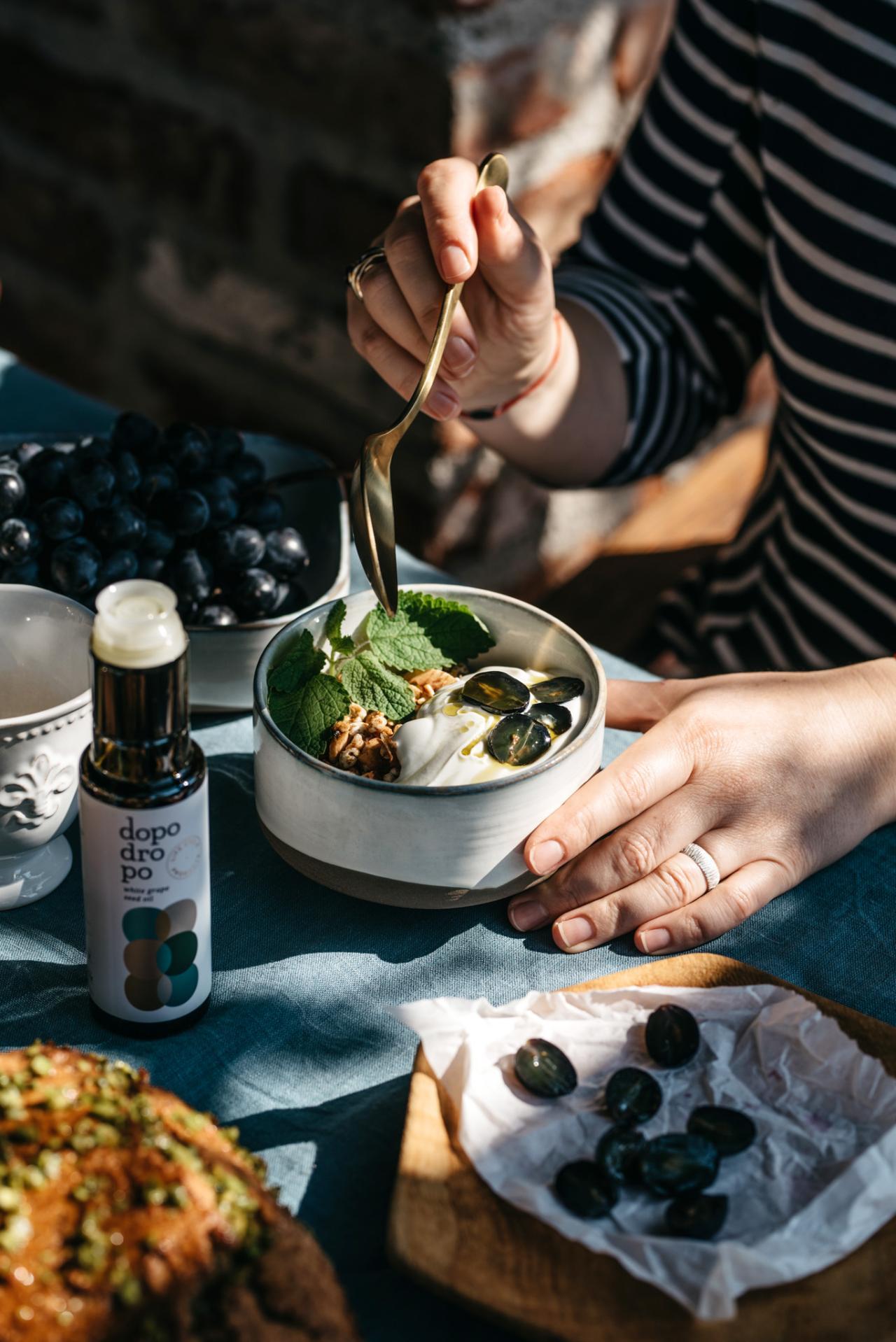 granola-douručak-degustacija-ulja-sjemenki-grožđa